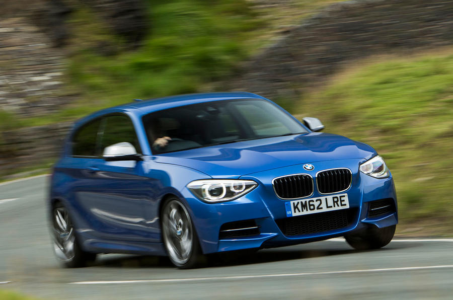 BMW M2 vs used M135i: is our modified hot hatch as fun to drive?  Autocar