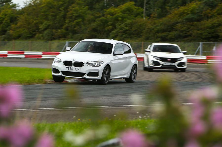 Britain's best affordable driver's car: BMW M140i versus