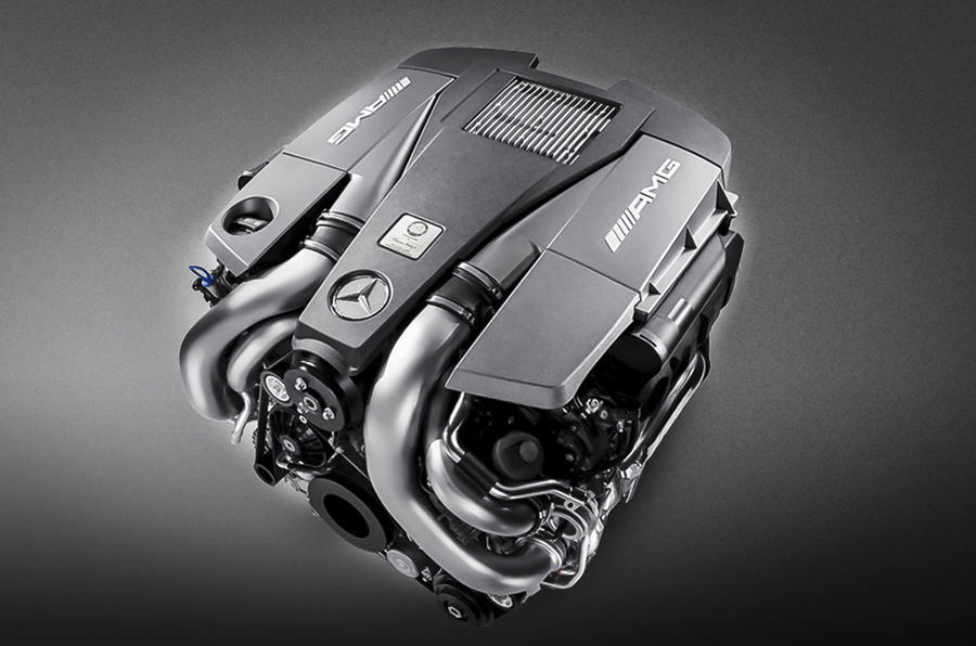 The 5.5-litre twin-turbo V8 won't be used in any new Mercedes after next year