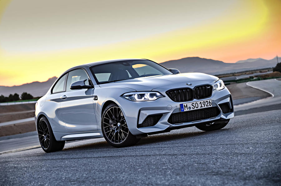 BMW M2 Competition OFFICIALLY arrives - and it replaces the M2