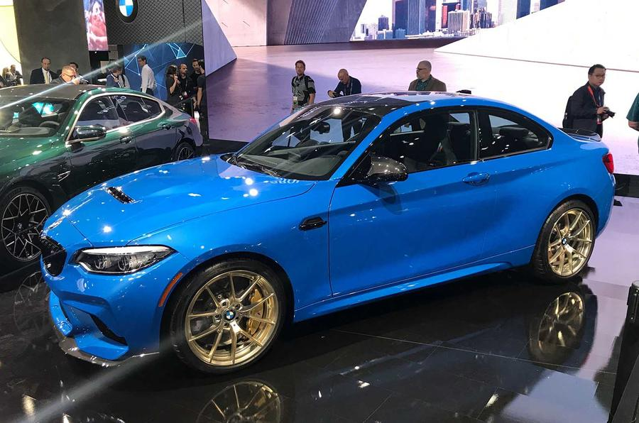New Bmw M2 Cs Official Details Of 444bhp 75k Run Out Special Autocar
