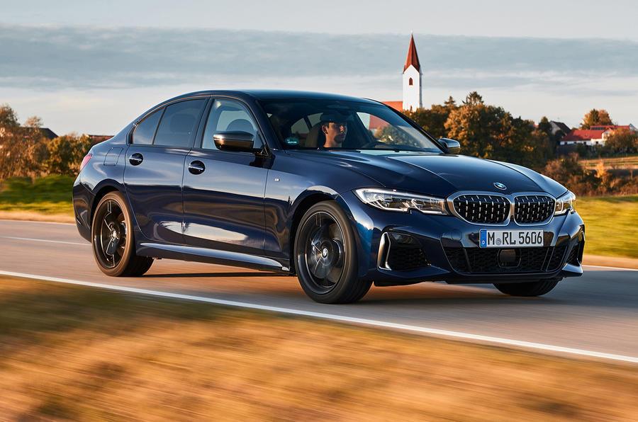 2020 BMW M340d - hero front