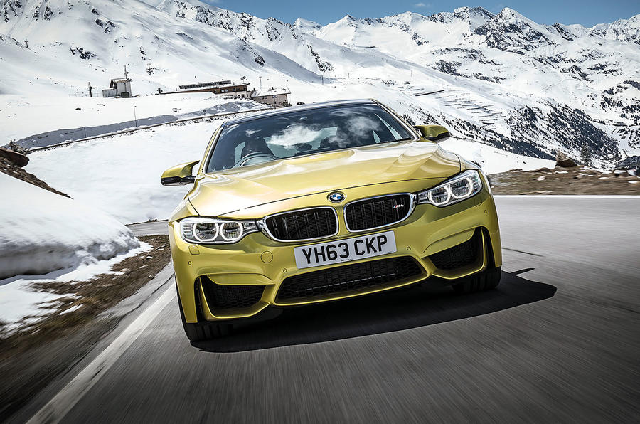 BMW M4 Coupe. M4 Coupe (2019) Second Gen M4 Will Pack A 10% Boost In Power  At Around 465bhp. Planned CS Model Likely To Top 500bhp.