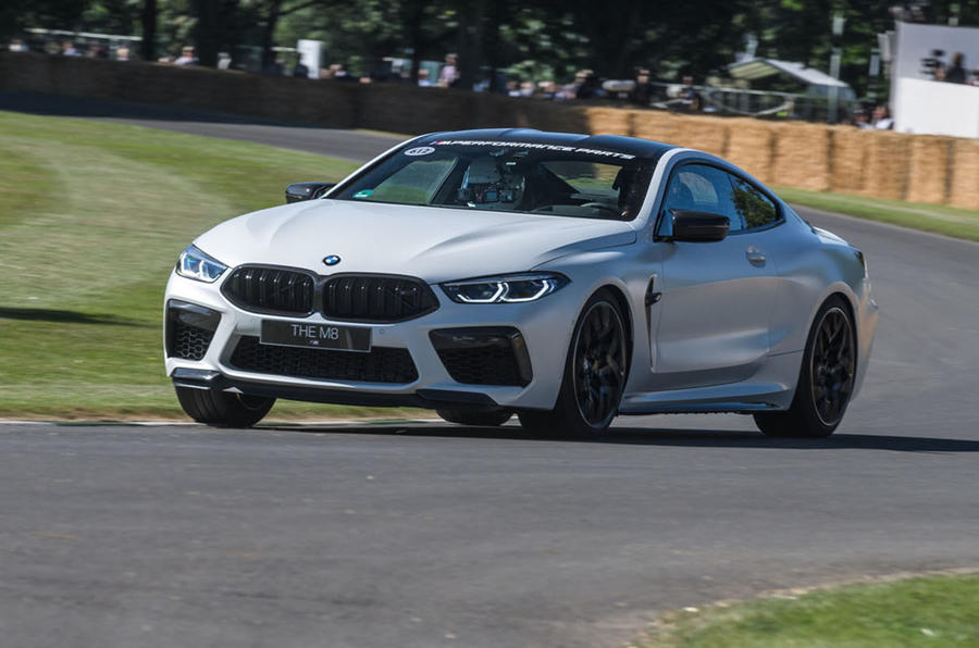 New Bmw M8 Competition 616bhp Super Coupe Nears Production Autocar