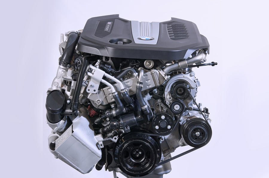 Bmw Unveils New Generation Engine Line Up Autocar