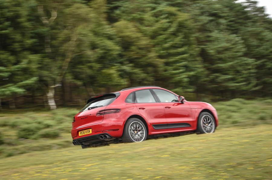 355bhp Porsche Macan GTS