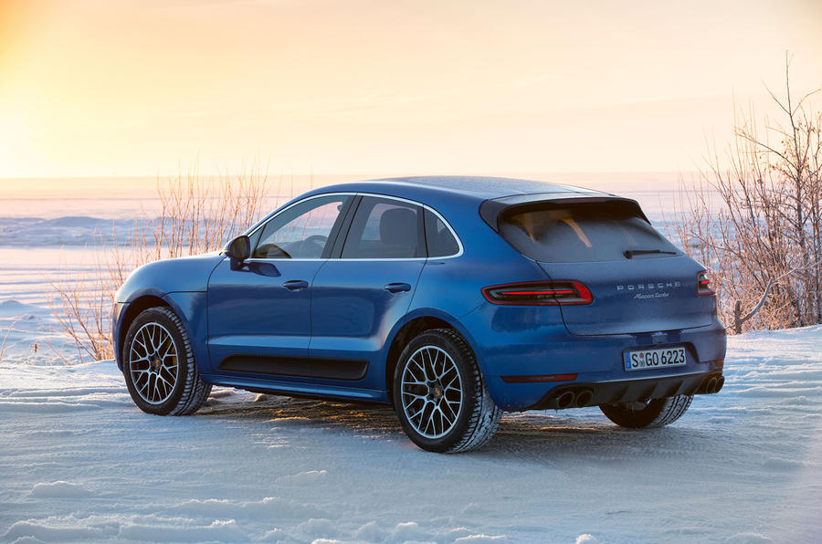 2016 porsche macan turbo performance package review review autocar. Black Bedroom Furniture Sets. Home Design Ideas