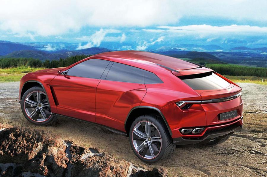 Lamborghini Plans To Follow Urus SUV With A 4 Door Sport Sedan