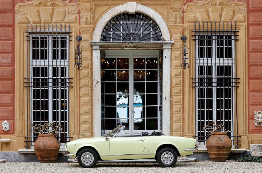 Autocar 27 July – Fiat Spider