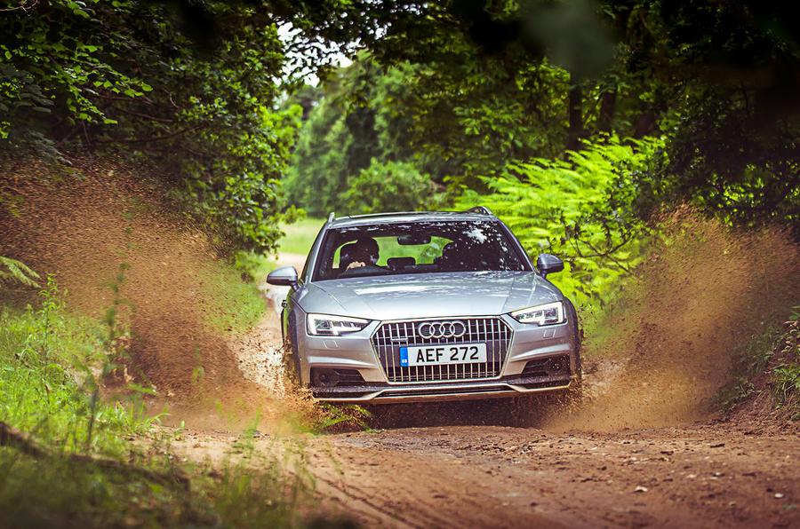 Autocar 27 July – Audi A4 Allroad