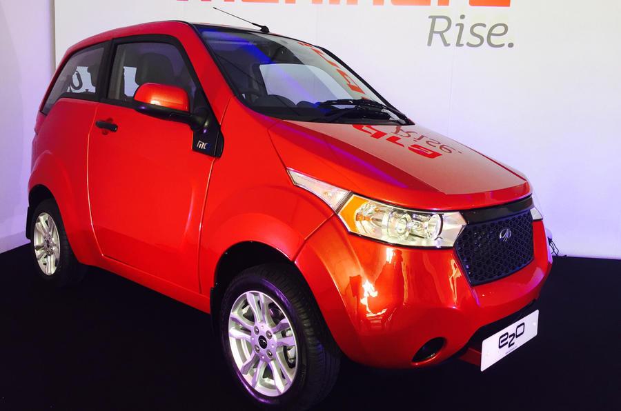 Cheap Car Leasing >> Mahindra e2o electric car launches in UK | Autocar