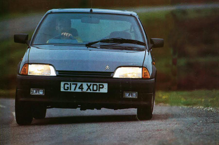 Throwback Thursday 1989: Citroen AX GT5 first drive | Autocar