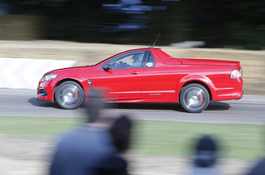 Vauxhall Maloo LSA