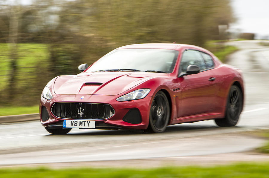 maserati granturismo 2018 uk review | autocar