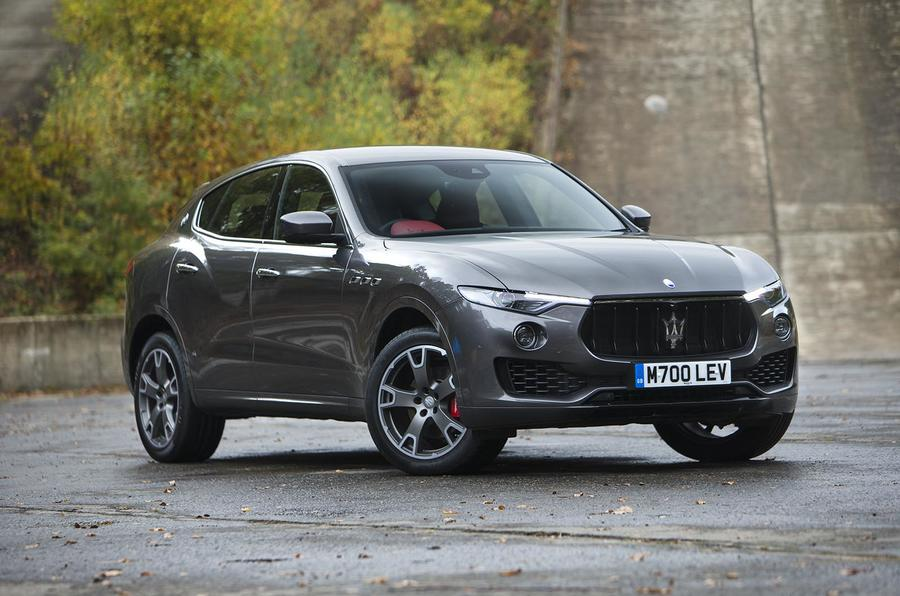 2016 Maserati Levante Diesel Review Review Autocar