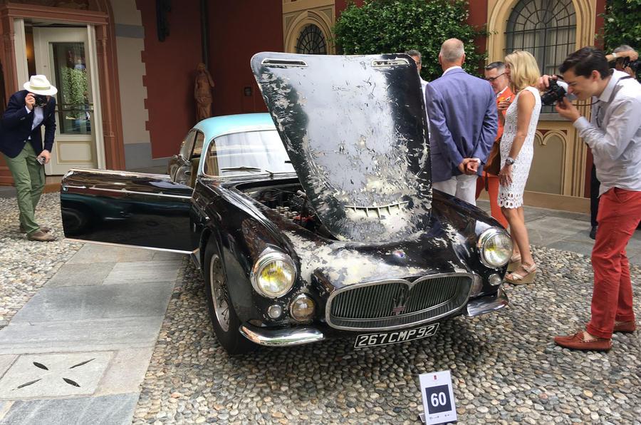 Maserati A6G/2000 Gran Sport Villa D'Este