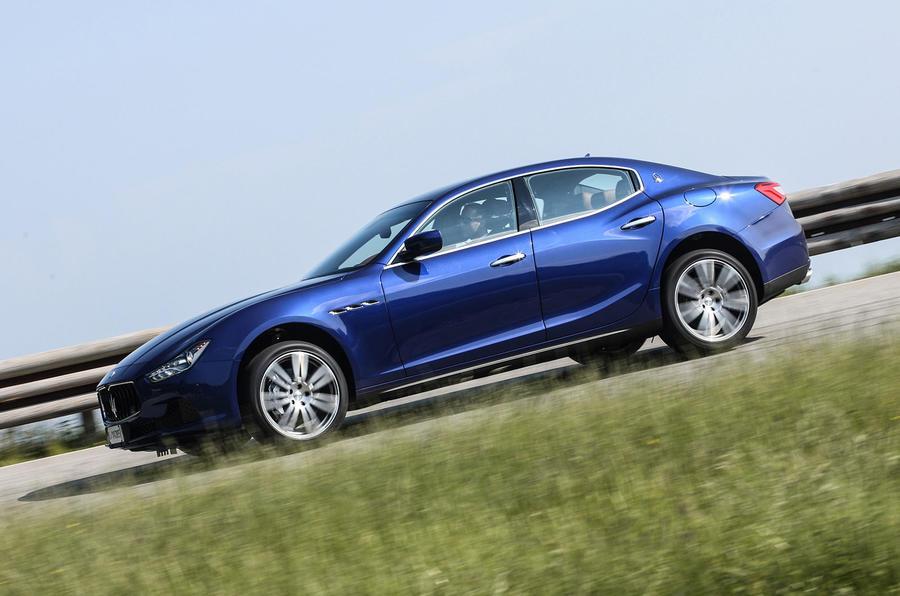£49,160 Maserati Ghibli diesel