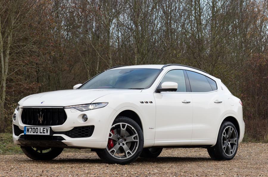 4 star Maserati Levante S GranSport