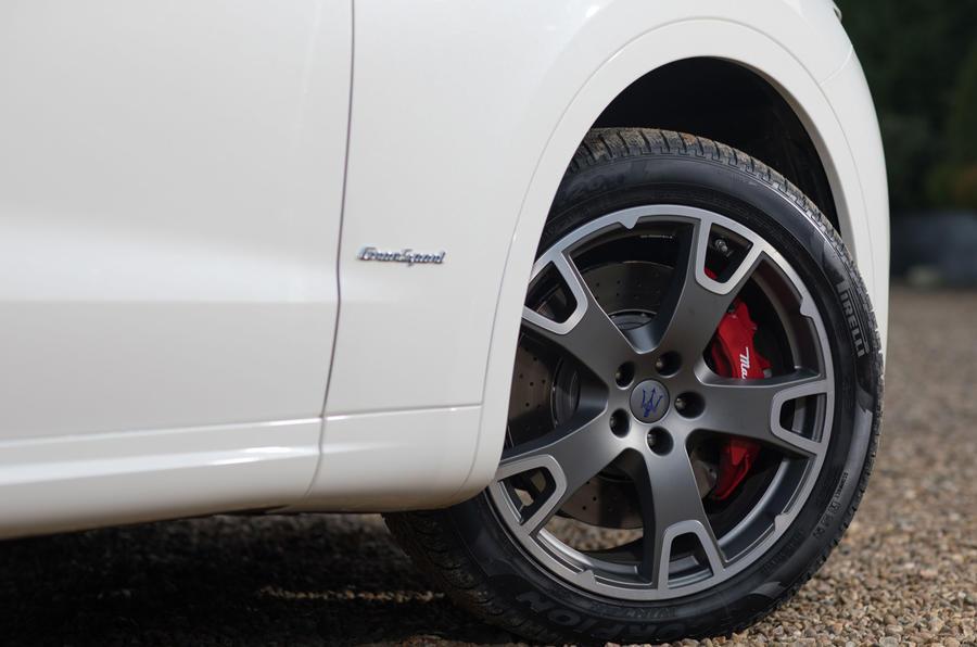 Maserati Levante S GranSport alloy wheels