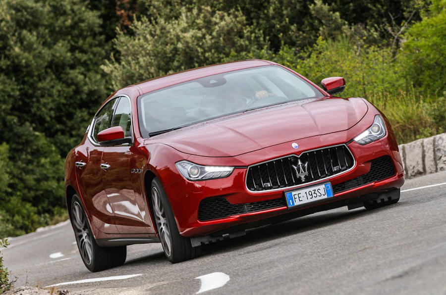 2016 maserati ghibli v6 diesel review autocar. Black Bedroom Furniture Sets. Home Design Ideas