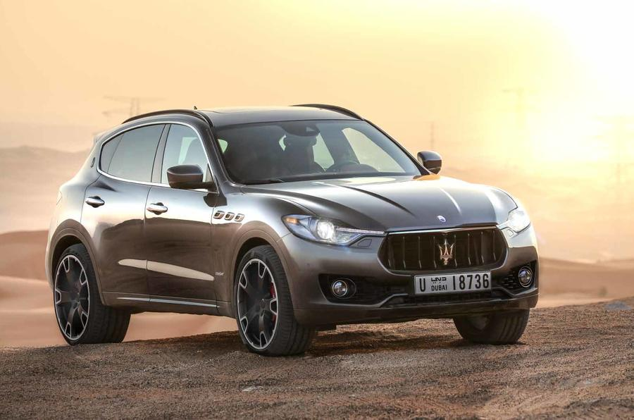 Maserati small SUV