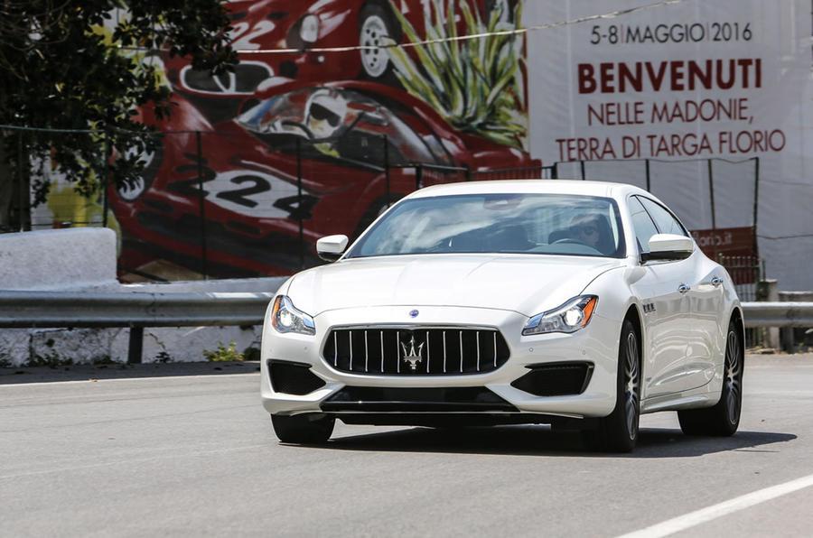 523bhp Maserati Quattroporte GTS