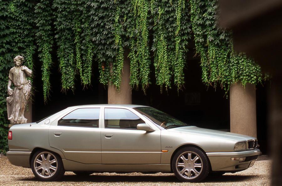 1997 Mk4 Maserati Quattroporte IV