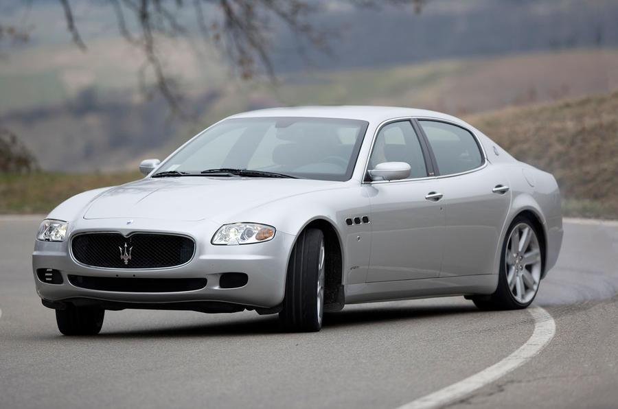 Maserati Quattroporte Used Car Buying Guide Autocar