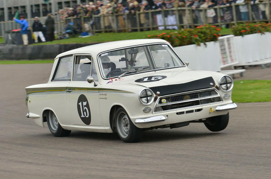 Btcc Drivers Past And Present To Race At Goodwood Revival