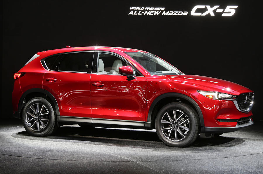 Mazda Cx 3 >> Mazda to launch electrified cars from 2021 | Autocar