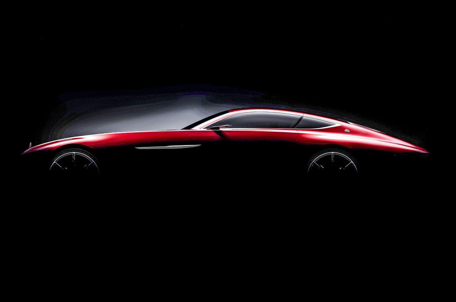Mercedes-Maybach Pebble Beach concept