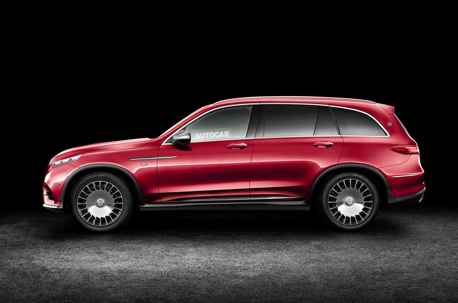Mercedes Maybach Suv Set For 2019 Launch Autocar