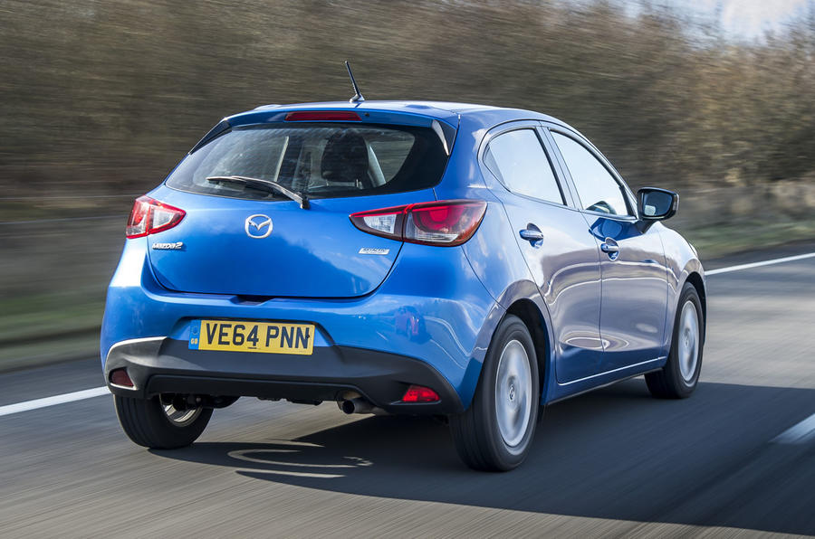 2015 Mazda 2 1 5 Skyactiv D Uk Review Review Autocar