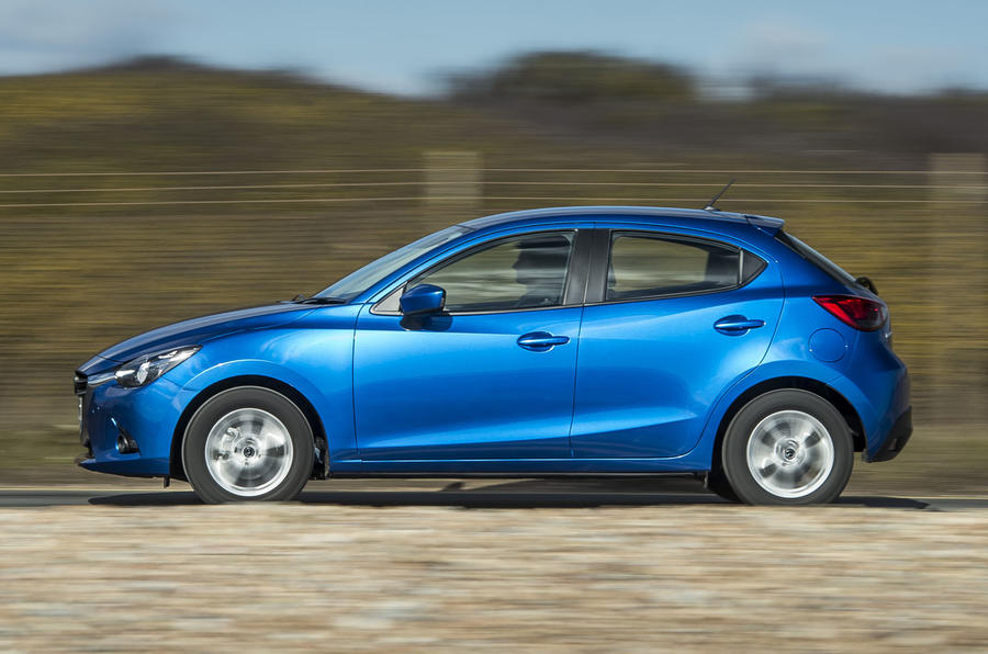 2015 mazda 2 1 5 skyactiv d uk review review autocar. Black Bedroom Furniture Sets. Home Design Ideas