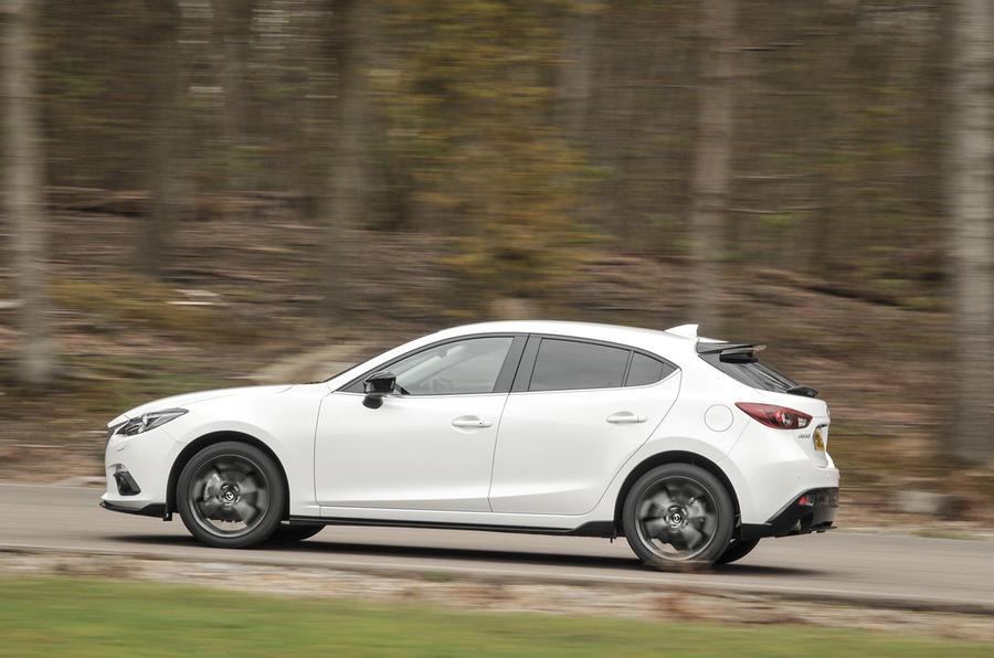 £20,995 Mazda 3 Sport Black