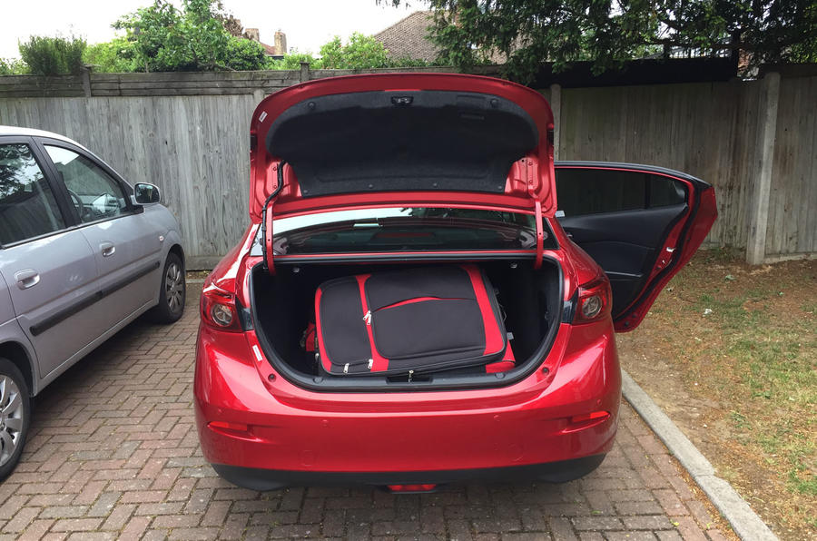 mazda 3 fastback long term test review final report autocar. Black Bedroom Furniture Sets. Home Design Ideas