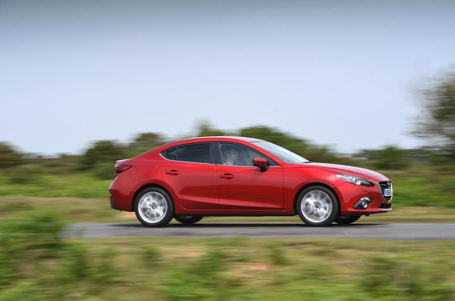 Mazda 3 Fastback Long Term Test Review