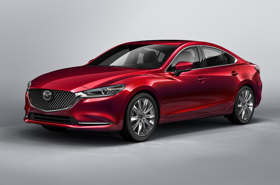 ... 2018 Mazda 6 Facelift Launched With Enhanced Focus On Comfort ...