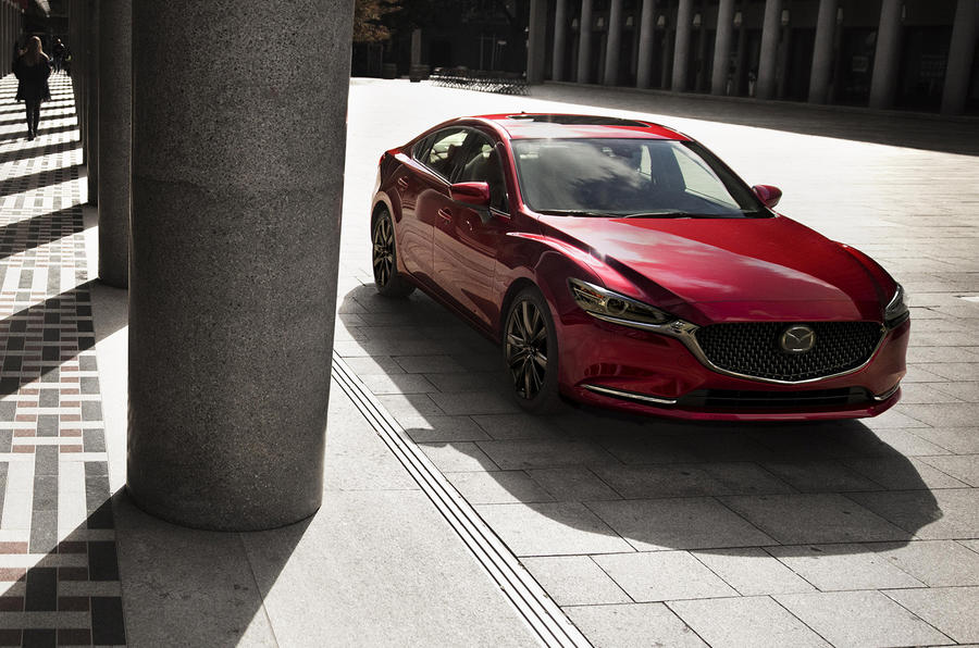 2018 Mazda 6 facelift launched with enhanced focus on comfort