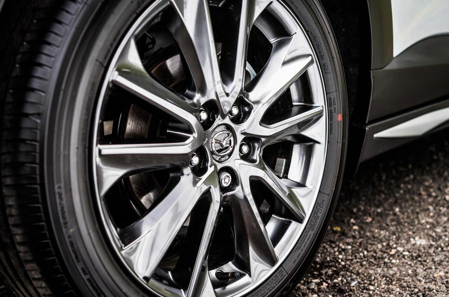 Mazda CX-3 GT Sport alloy wheels