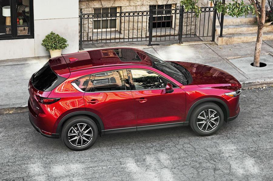 Mazda Cx 5 Color Code >> 2017 Mazda CX-5 revealed at LA motor show | Autocar