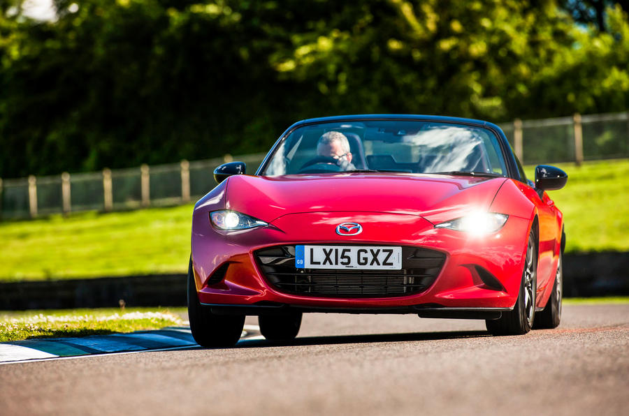 2015 mazda mx 5 1 5 review review autocar. Black Bedroom Furniture Sets. Home Design Ideas