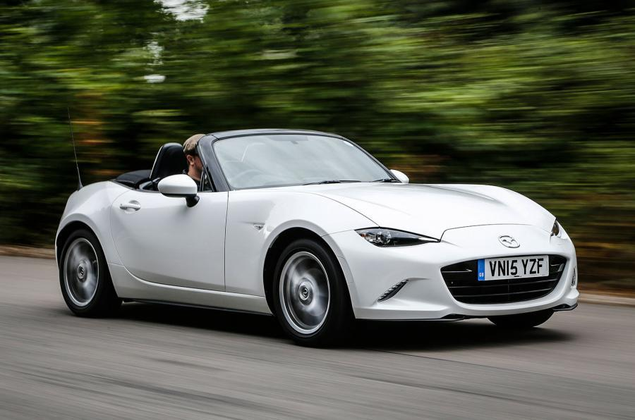 mx 5 crowned world car of the year autocar. Black Bedroom Furniture Sets. Home Design Ideas