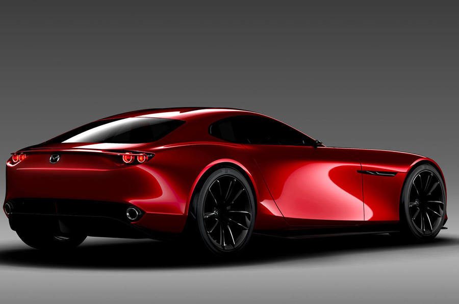 2020 Mazda RX-8 Sport Design And Price Rumors >> Mazda Rx Vision Rotary Engined Sports Car Concept Revealed Autocar