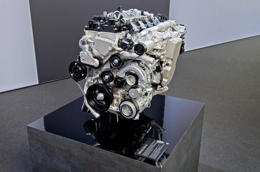 Mazda 3 Skyactiv-X 2019 prototype review