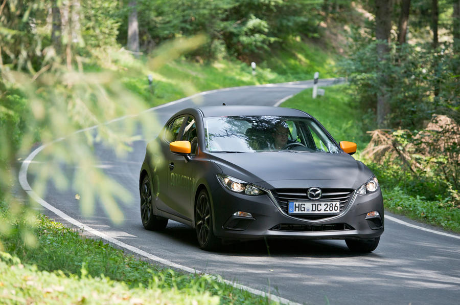 Mazda 3 Skyactiv X 2019 Prototype Review New Compression Ignition