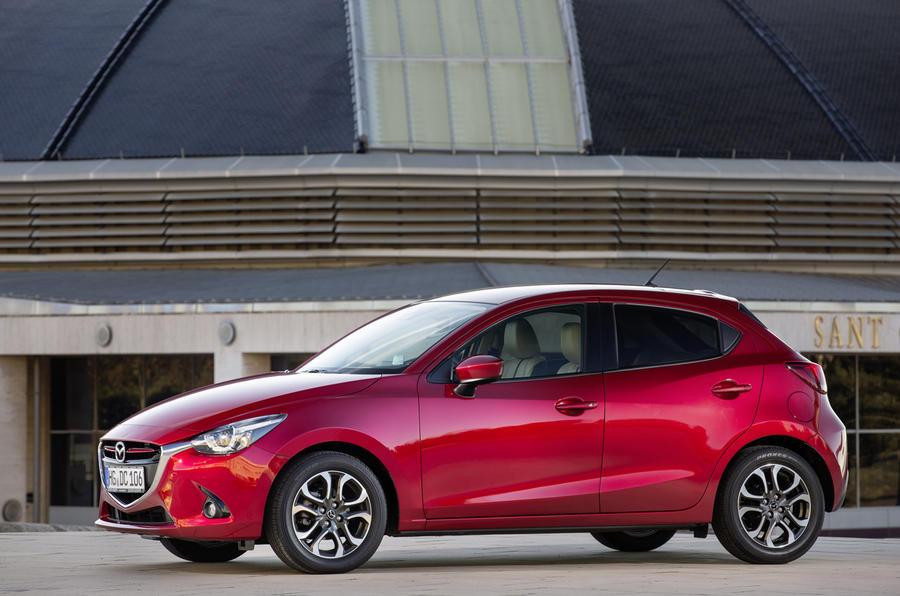 4 star Mazda 2 1.5 115 Sport Nav