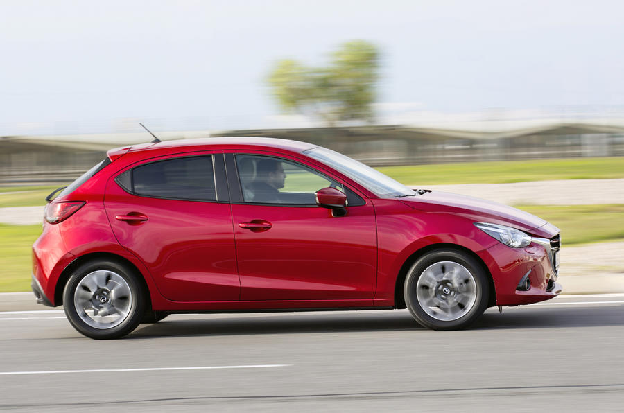 2015 mazda 2 1 5 115 sport nav review review autocar. Black Bedroom Furniture Sets. Home Design Ideas
