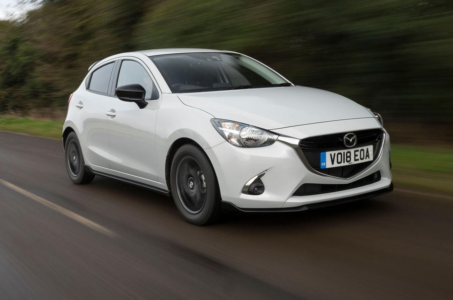 Mazda 2 Sport Black 2018 Uk Review Autocar
