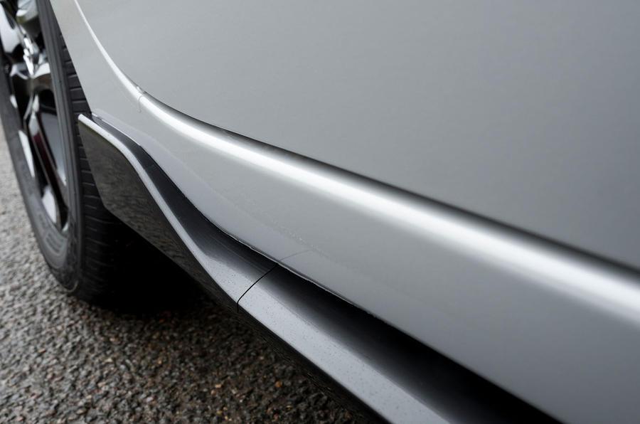 Mazda 2 Sport Black side sills